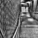Narrow Stairway @ Tokyo