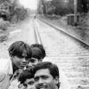 Men On The Railroad @ India