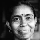Woman With A Bindi @ India