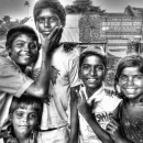 Five Children @ India