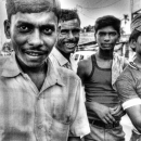 Four Laborers