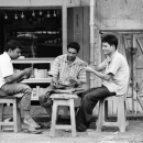 Men Playing Cards @ India