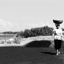 Basket On Her Head @ Indonesia