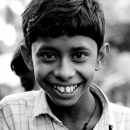 Boy Smiled @ India