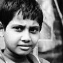 Keen-eyed Boy @ India