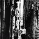 Narrow Street Of Kathmandu @ Nepal