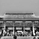Hall Of Worship Of Meiji Jingu