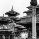 ダルバール広場の寺院
