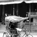 Cycle Rickshaw With A Hood @ Nepal