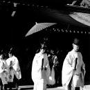 Two Priests In The Shrine @ Tokyo