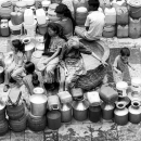 People And Many Buckets @ Nepal