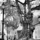 Monks Were Walking @ Laos