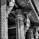 寺院の装飾