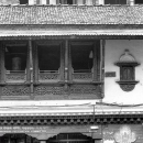 Prayer Wheels In A Temple @ Nepal