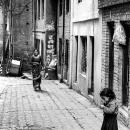 Girl In The Alleyway @ Nepal
