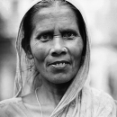 Woman With A Pierced Nose @ India
