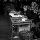 Two Women In The Market