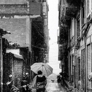 Umbrella In The Lane @ Nepal