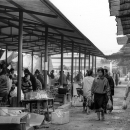 Women In The Market @ Laos