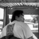 Driver Of A Boat @ Laos
