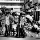 People In The Street Market @ Sri Lanka