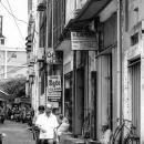 Lane In The Commercial Area @ Sri Lanka