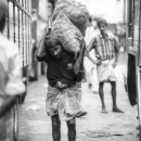Carrying Man @ Sri Lanka