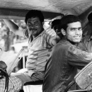 Men On The Car @ India