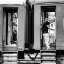 Man At The Platform @ Sri Lanka