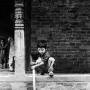 Boy With A Shovel