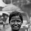 Cheerful Boy @ India