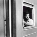 Man On The Train @ Sri Lanka