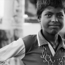 Boy With Proud Eyes @ India