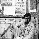 Resting Laborer @ India