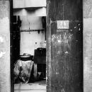 Door Was Half Opened @ China