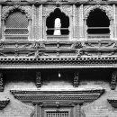 Windows Of Pujari Math @ Nepal