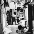 Old People In The Alleyway @ China