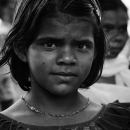 Girl With A Necklace @ India