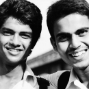 Smile Of Two Young Men @ India