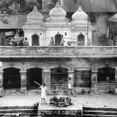 Crematorium On The Riverbank