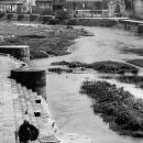 Man By The Bagmati River