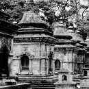 Small Shrines In Pashupatinath