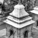 Sadhu In A Small Shrine