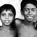 Two Happy Boys @ India