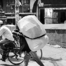 Man Carrying Burden @ Nepal