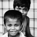 Boy With Baby Teeth Laughed @ India