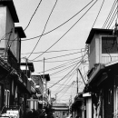 Electric Wires To Each Houses @ South korea