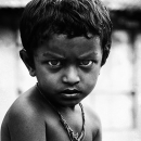 Boy With An Arch Of An Eyebrow @ India