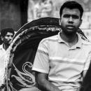 Man On A Cycle Rickshaw @ Bangladesh