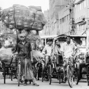 Incredible Amount Of Tod On Rickshaw @ Bangladesh